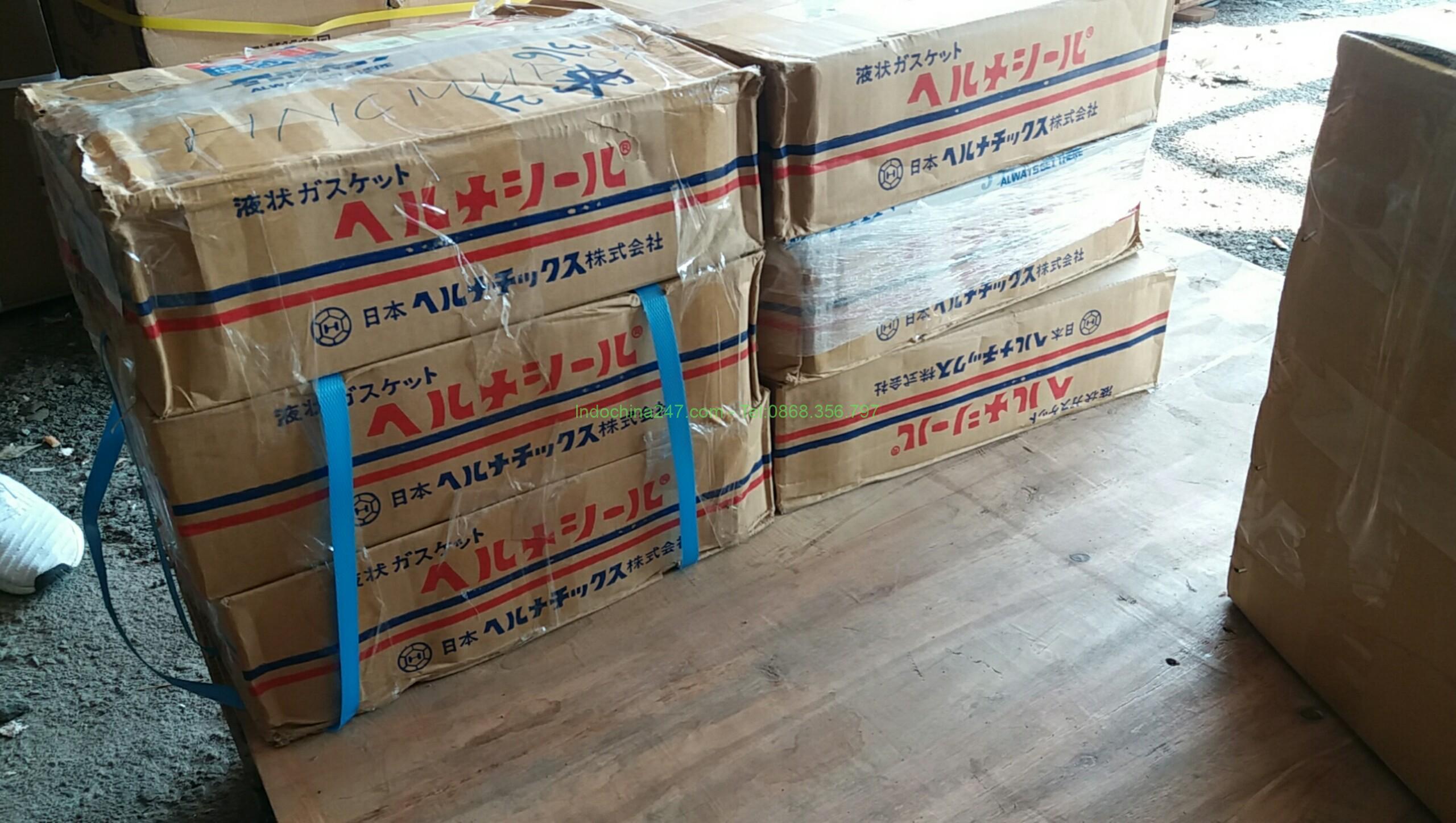 Vận chuyển hàng keo dán từ Nhật về Hà Tĩnh - Indochina247.com