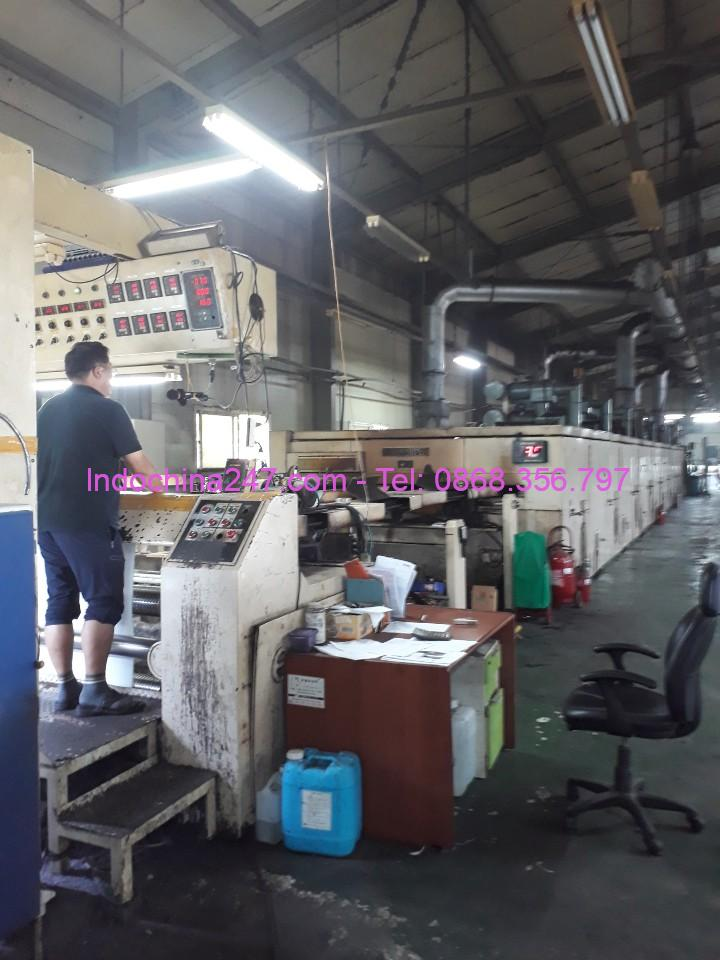 Vận chuyển máy công nghiệp - máy dệt từ Nhật về Việt Nam