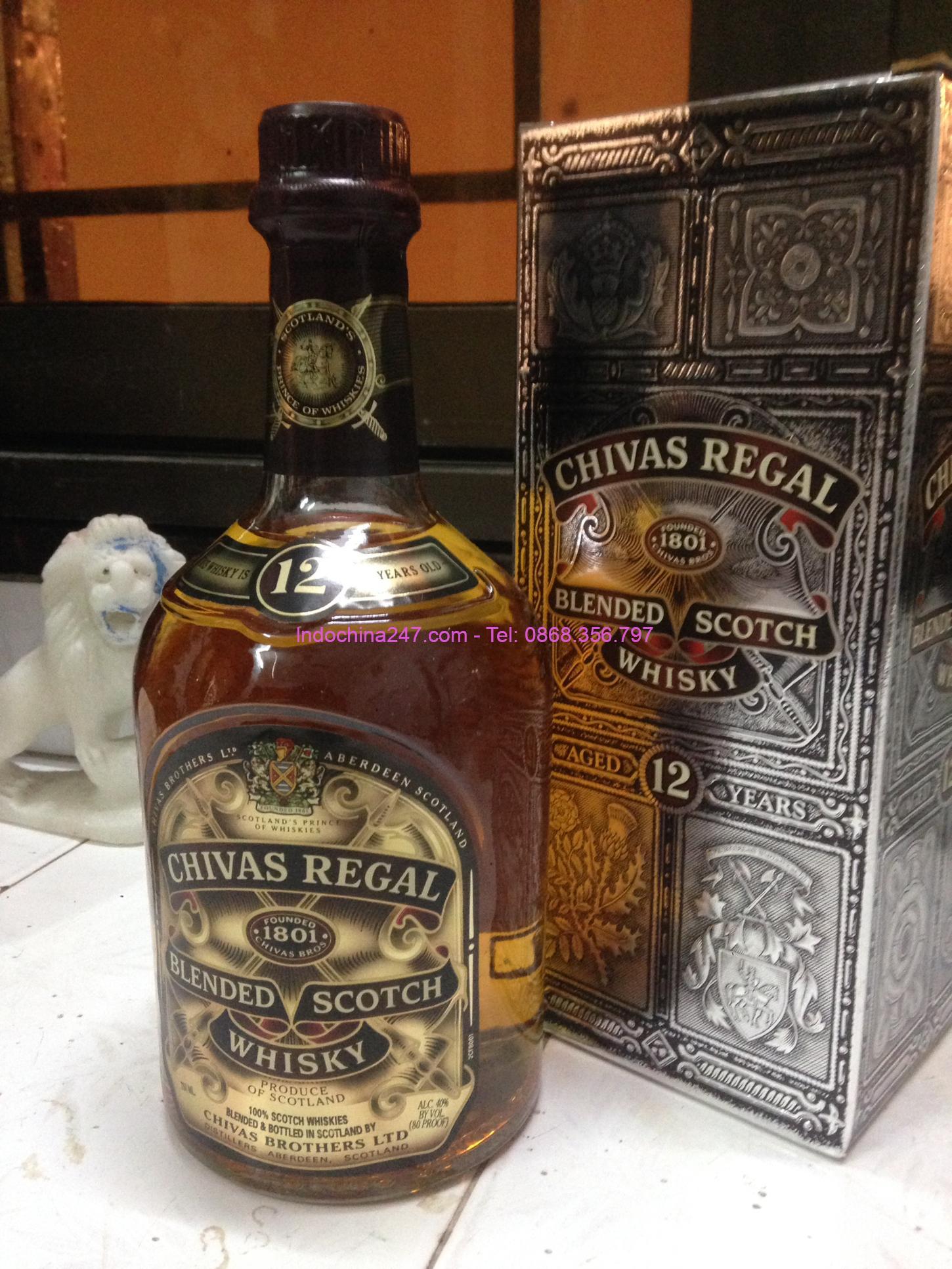 Tư vấn chuyển phát nhanh hàng rượu từ Anh (UK) về Việt Nam