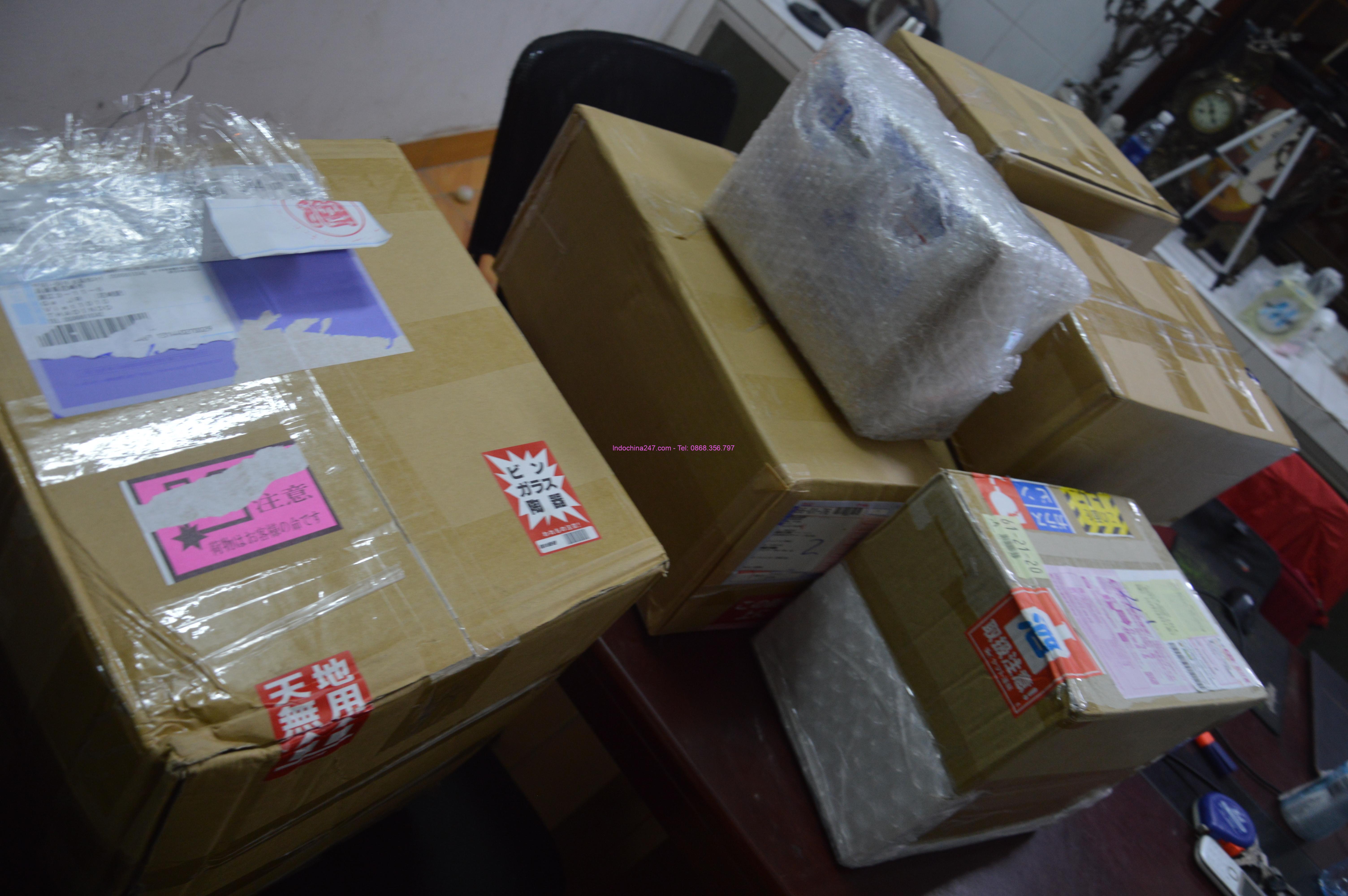 Chuyển phát nhanh từ Việt Nam đi Hàn và từ Hàn về Việt Nam