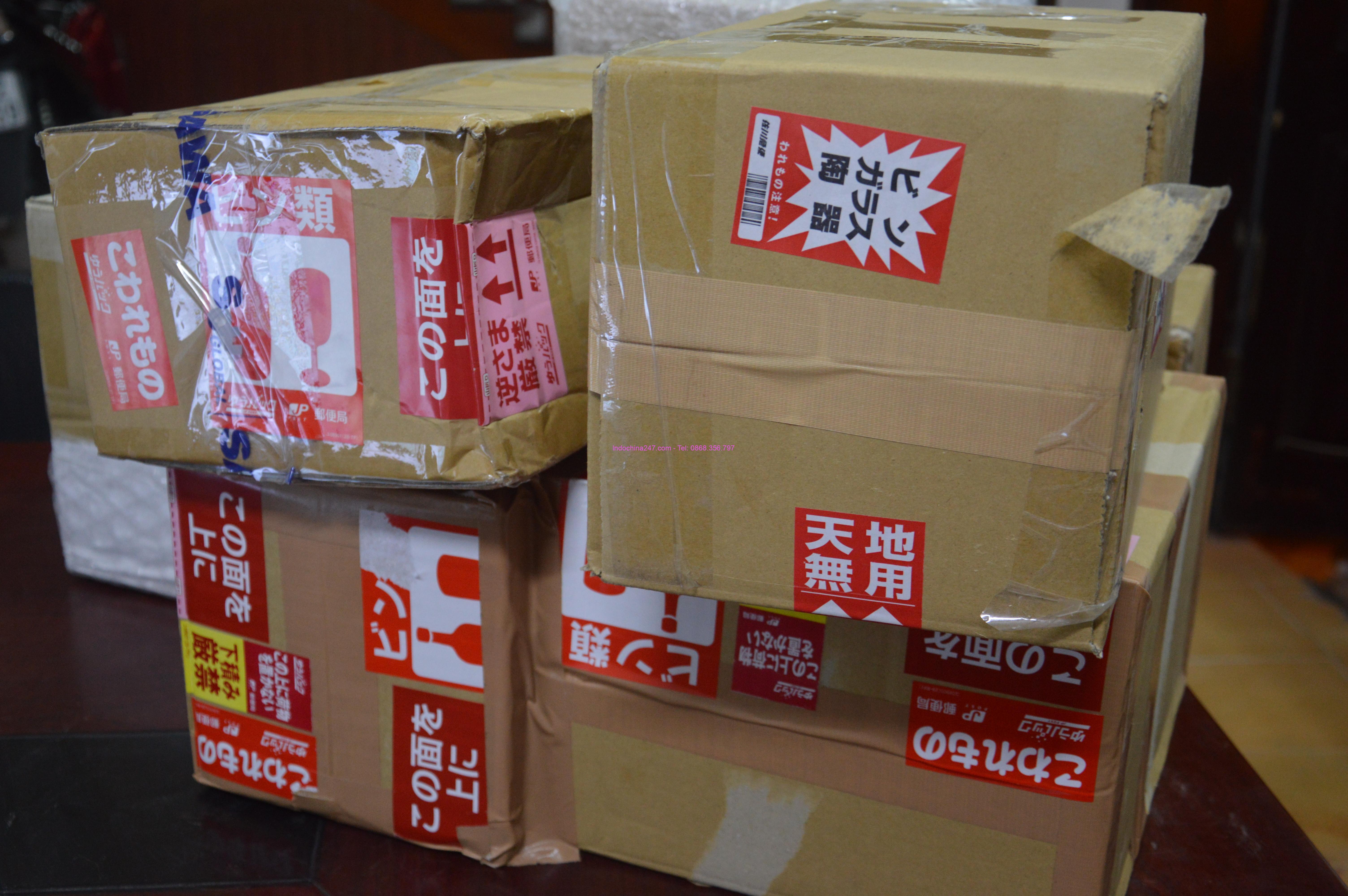 Dịch vụ chuyển phát nhanh hàng xách tay đi Mỹ Nhật Hàn