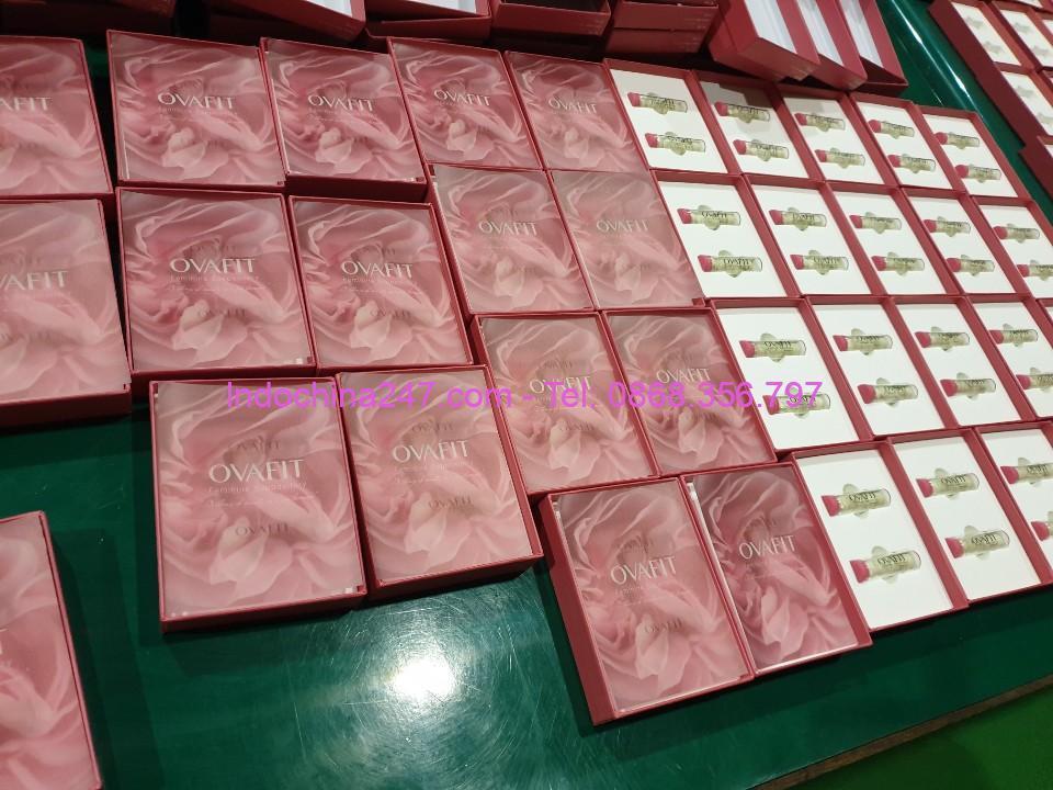 Dịch vụ vận chuyển hàng xách tay mỹ phẩm dành cho vùng kín từ Hàn Quốc
