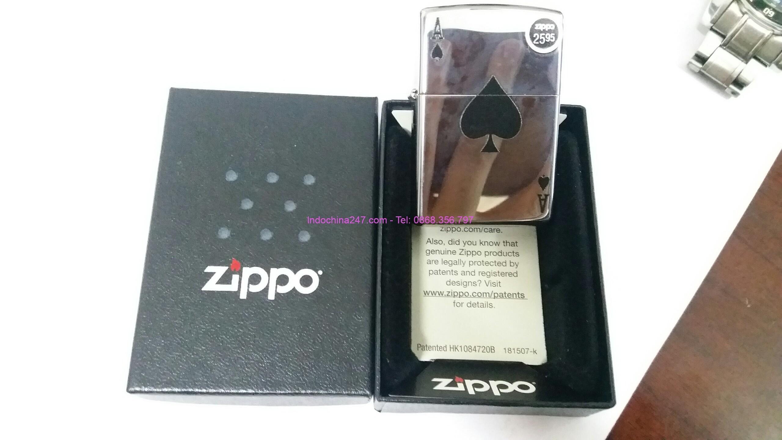 Dịch vụ đặt hàng và chuyển phát nhanh zippo từ Mỹ và Nhật về Việt Nam