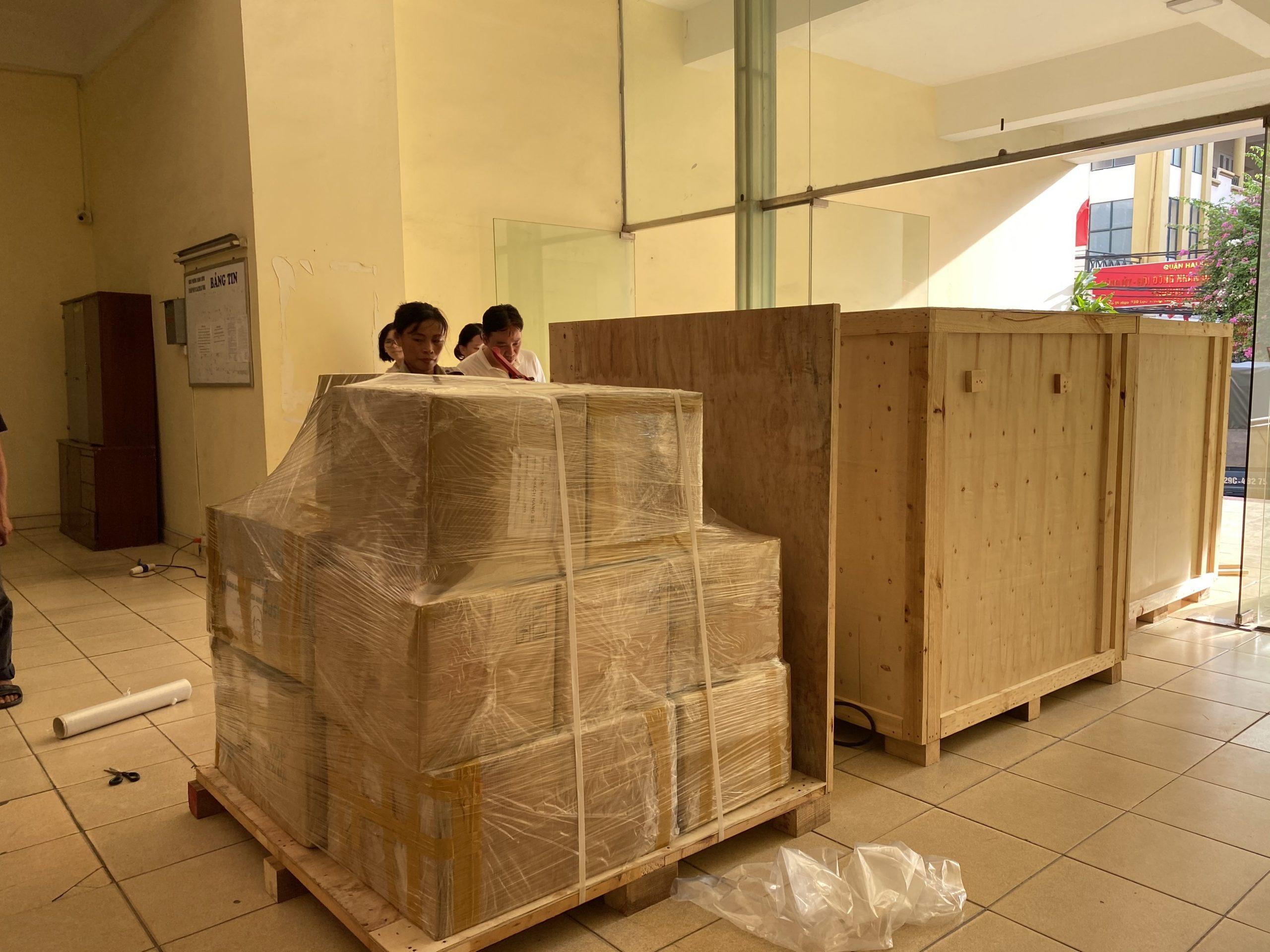 Dịch vụ vận chuyển hàng hóa từ Việt Nam đi Campuchia