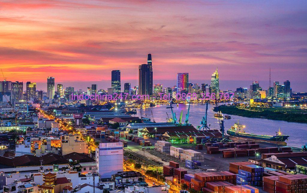 Dịch vụ gom hàng lẻ từ Sài Gòn đi cảng Sán Đầu Trung Quốc uy tín giá rẻ