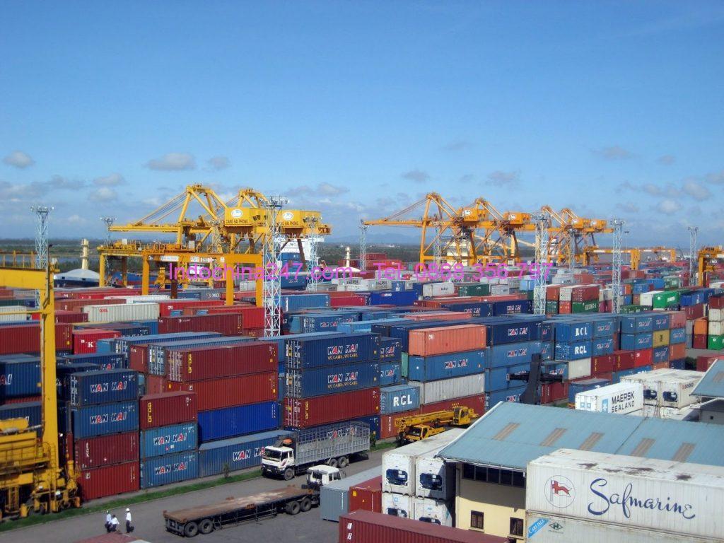 Dịch vụ gom hàng lẻ từ Sài Gòn đi Liên Vân Cảng Trung Quốc uy tín giá rẻ