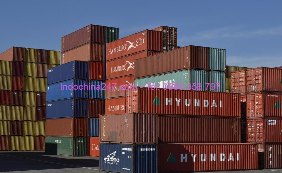 Dịch vụ cho thuê và vận chuyển hàng bằng container khô chất lượng tốt