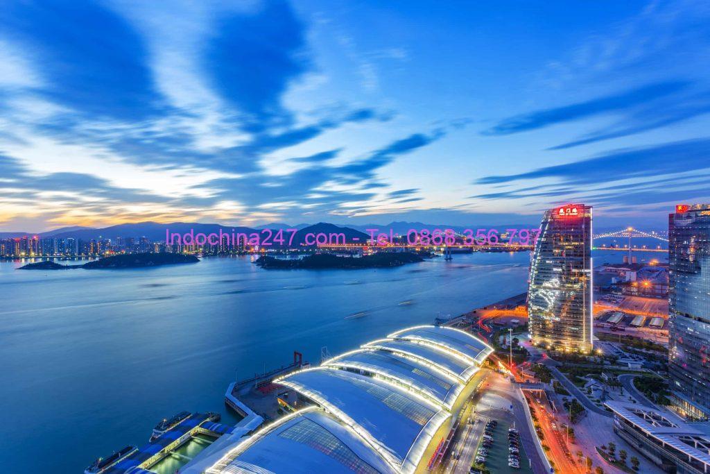 Dịch vụ gom hàng lẻ từ Sài Gòn đi cảng Hạ Môn, Phúc Kiến, Trung Quốc giá rẻ