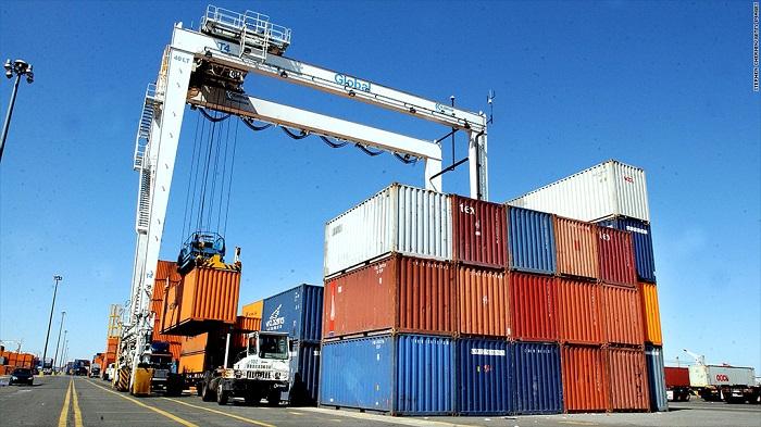Dịch vụ vận tải hàng container giá rẻ từ Cần Thơ đến cảng Sihanvoukville