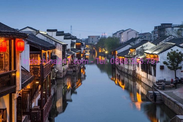 Dịch vụ chuyển phát nhanh hàng hóa từ Hà Nội đi Tô Châu Trung Quốc giá rẻ