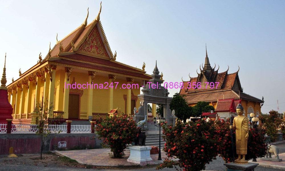 Dịch vụ chuyển phát nhanh từ Phú Quốc đi Kampong Cham Campuchia chất lượng tốt nhất