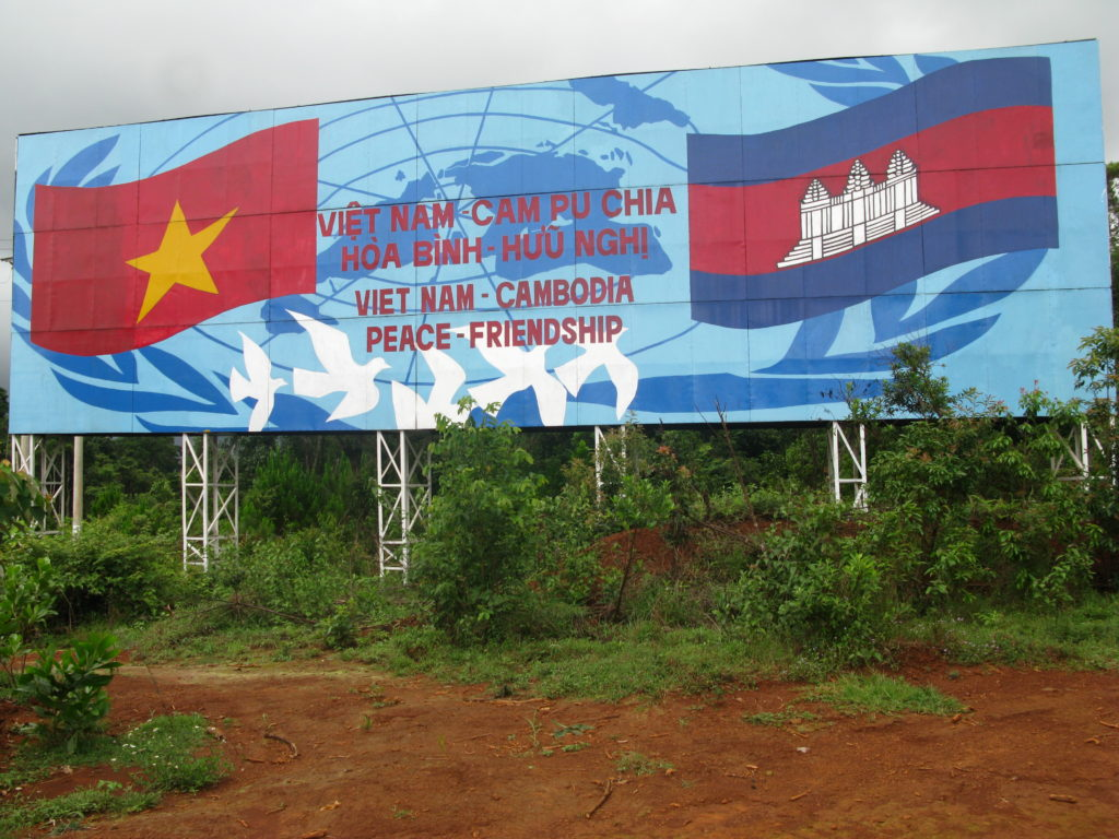 Dịch vụ chuyển hàng từ Trà Vinh sang Campuchia