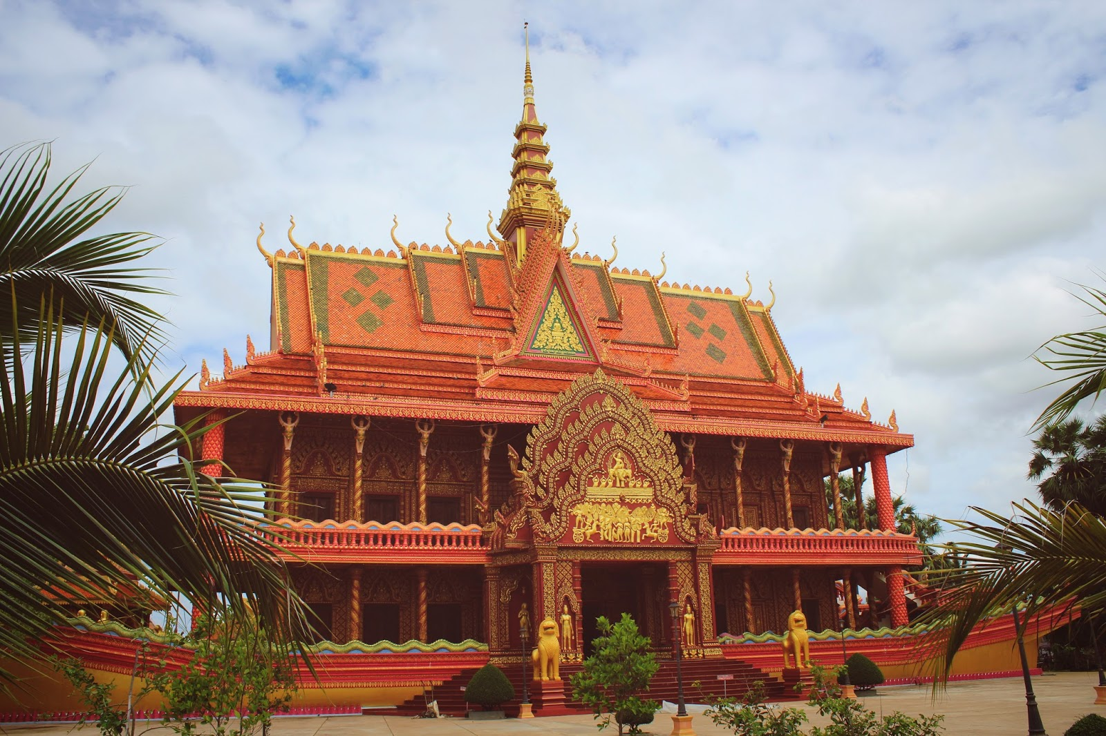 Dịch vụ vận tải Trucking giá siêu ưu đãi từ Đồng Nai đến Kampong Cham