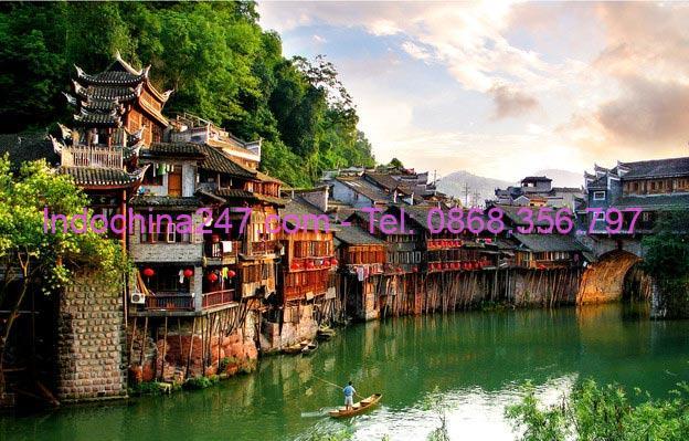 Dịch vụ gom hàng lẻ từ cảng Sài Gòn đi cảng Phòng Thành Trung Quốc giá tốt