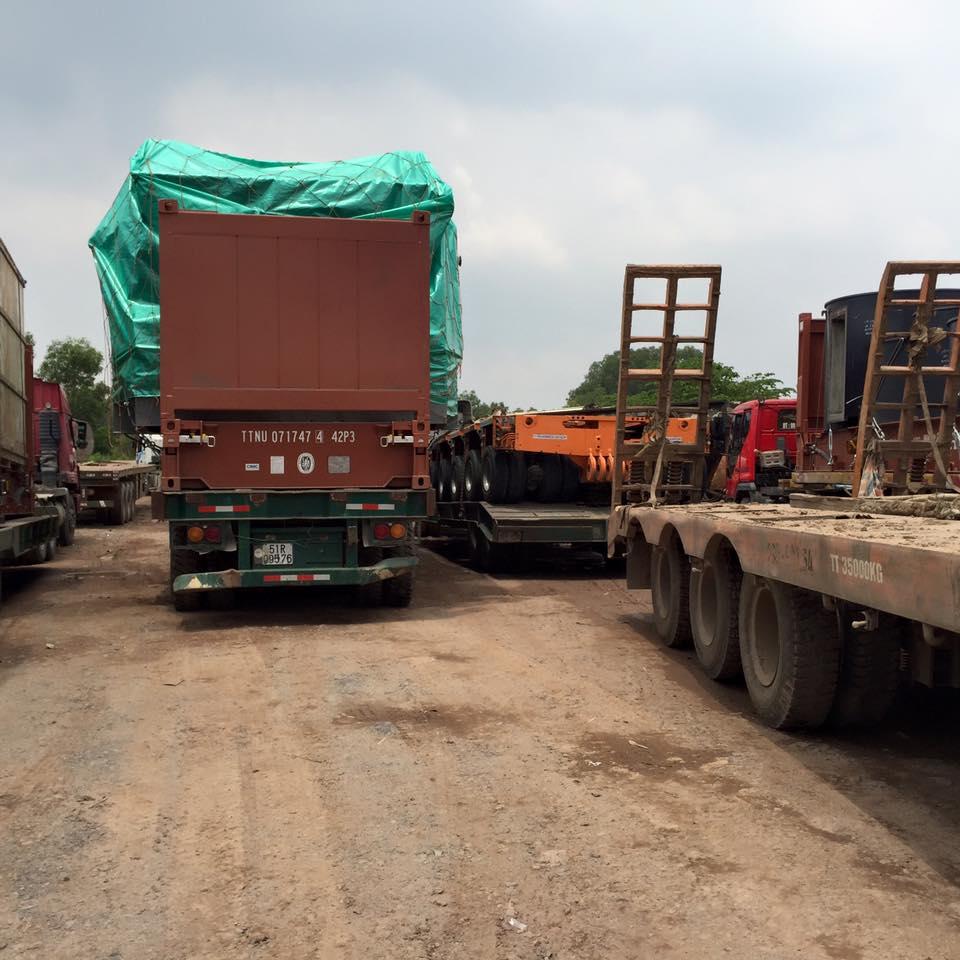 Dịch vụ vận chuyển đường bộ từ Đà Nẵng đi Kampong Speu
