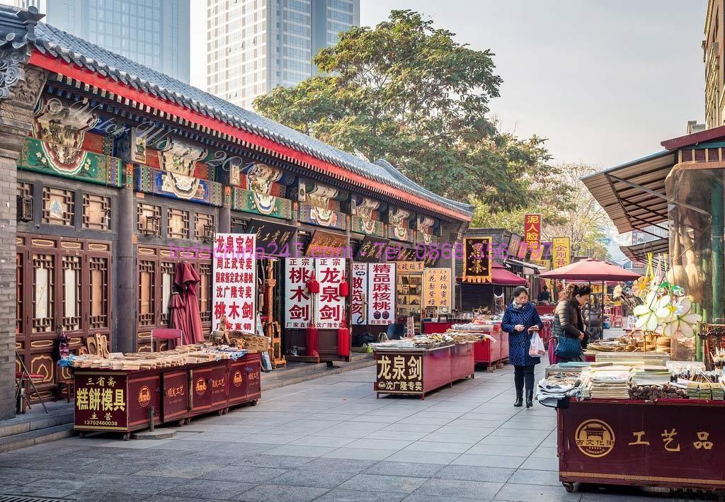 Dịch vụ chuyển phát nhanh hàng hóa từ Hà Nội đi Thiên Tân Trung Quốc giá rẻ