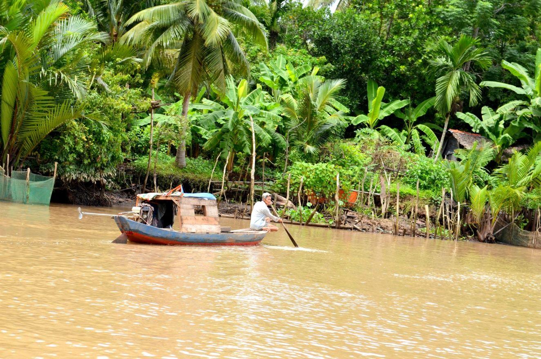 Indochina247 chuyển hàng từ Bến Tre sang Campuchia qua cửa khẩu Thường Phước an toàn, tiết kiệm