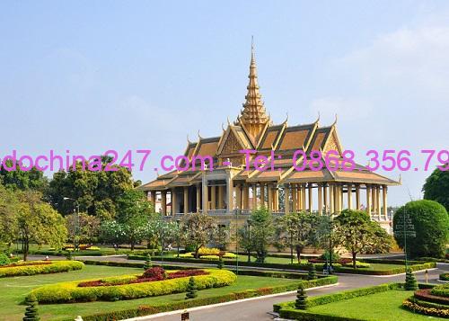 Dịch vụ chuyển phát nhanh hàng hóa từ Phú Quốc đi Pailin Campuchia giá rẻ uy tín