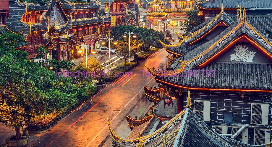 Dịch vụ chuyển phát nhanh đi CHANGWON (HÀN QUỐC)
