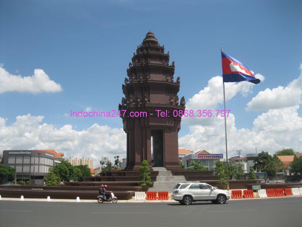 Dịch vụ chuyển phát nhanh từ Phú Quốc đi Preah Netr Preah Campuchia giá rẻ uy tín