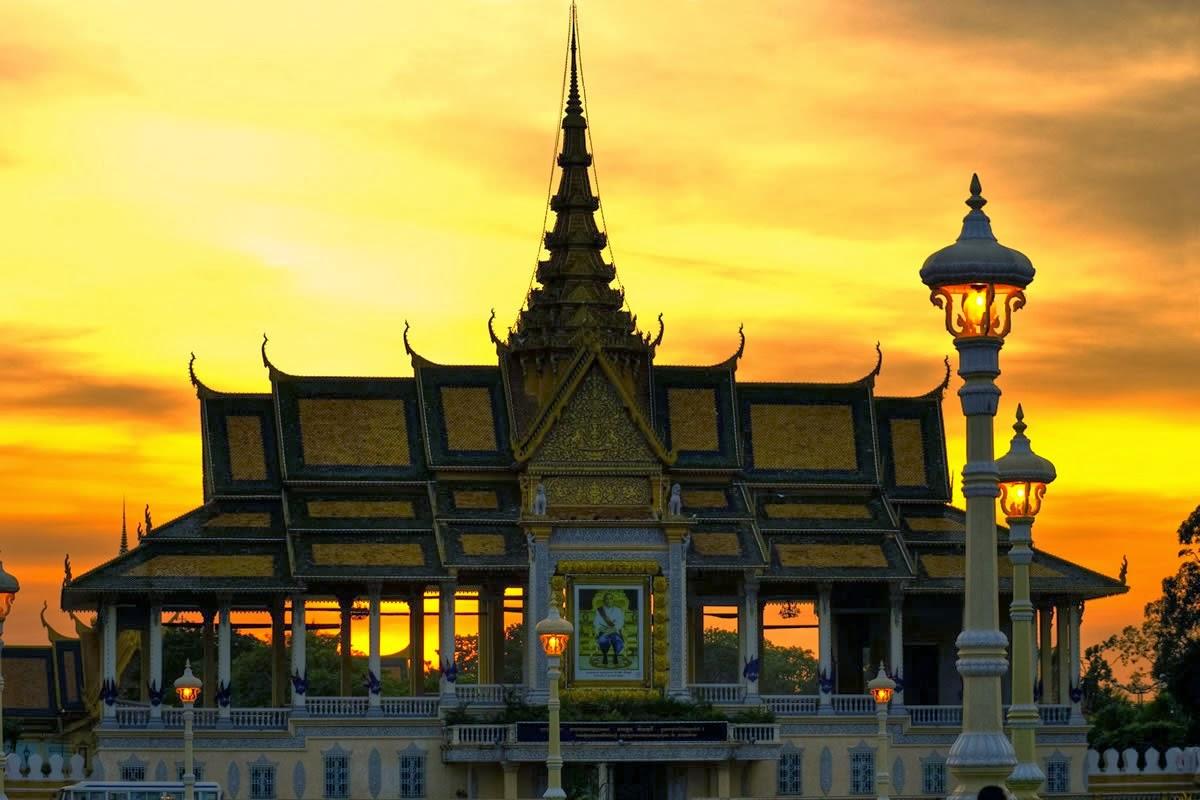 Dịch vụ chuyển hàng từ Đồng Tháp sang Campuchia qua cửa khẩu Bình Hiệp (Long An) an toàn, tiết kiệm