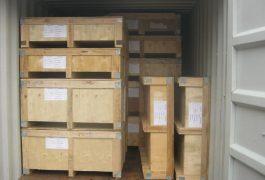 Dịch vụ gom hàng lẻ từ cảng Sài Gòn đi cảng Hải Khẩu Trung Quốc giá siêu tốt