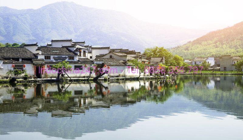 Dịch vụ chuyển phát nhanh hàng hóa từ Hà Nội đi An Huy Trung Quốc giá rẻ
