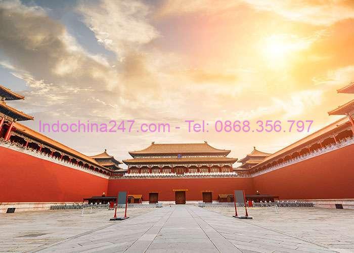 Dịch vụ chuyển phát nhanh hàng hóa từ Hà Nội đi Bắc Kinh Trung Quốc giá rẻ