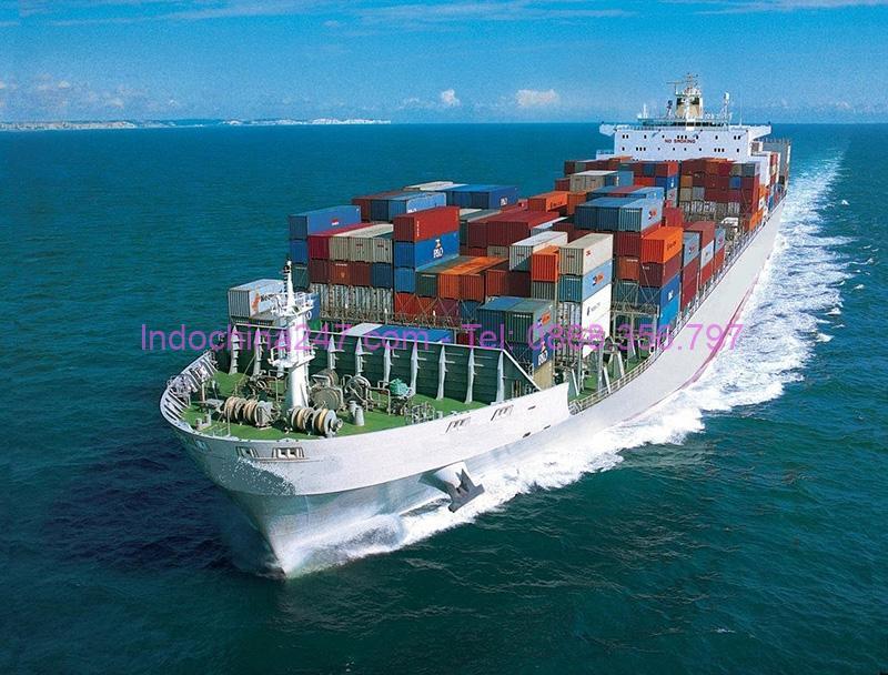 Dịch vụ gom hàng lẻ từ cảng Sài Gòn đi cảng Basuo Trung Quốc giá siêu rẻ