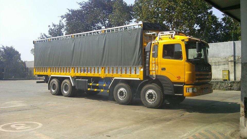 Dịch vụ vận chuyển xe tải giá ưu việt từ Phú Yên sang Campuchia Takeo