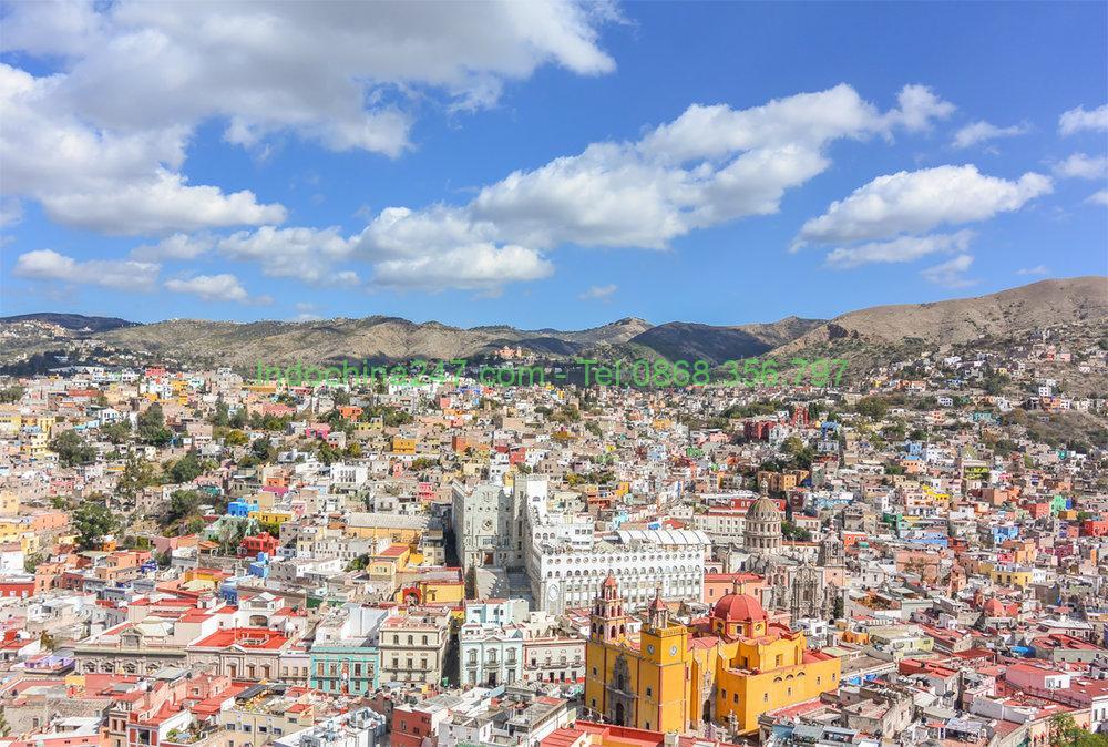 Chuyển phát nhanh hàng hóa từ Hà Nội đi Tamaulipas (Mexico) giá rẻ uy tín