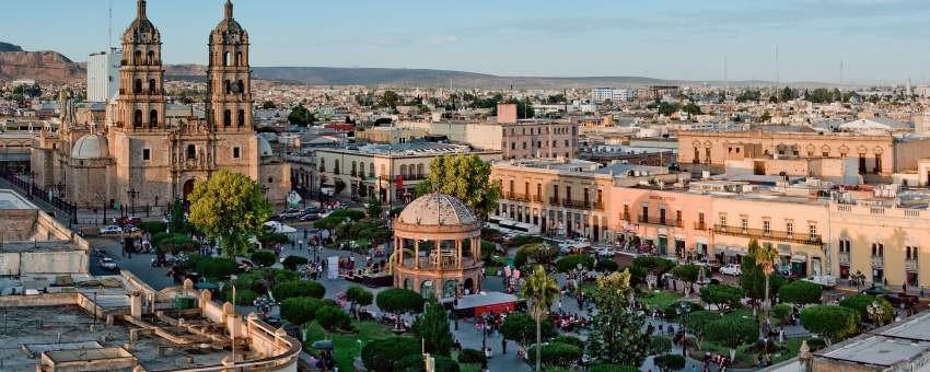 Dich vu chuyen phat nhanh tu Ha Noi di Durango Mexico cua Indochina247