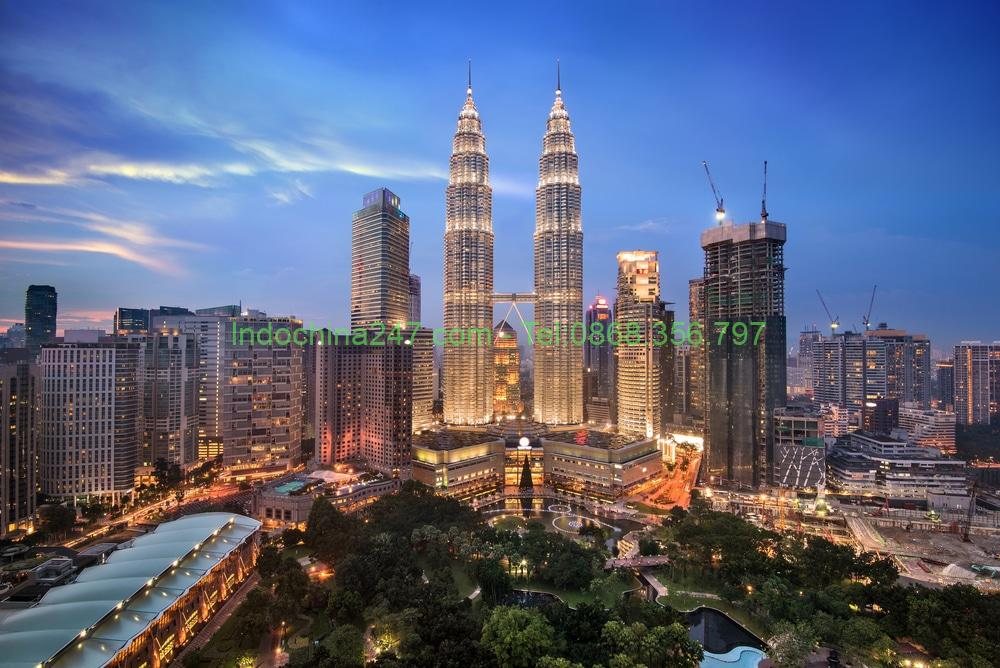 Dịch vụ chuyển phát nhanh tài liệu và bưu phẩm từ Hà Nội đi Kuala Lumpur Malaysia