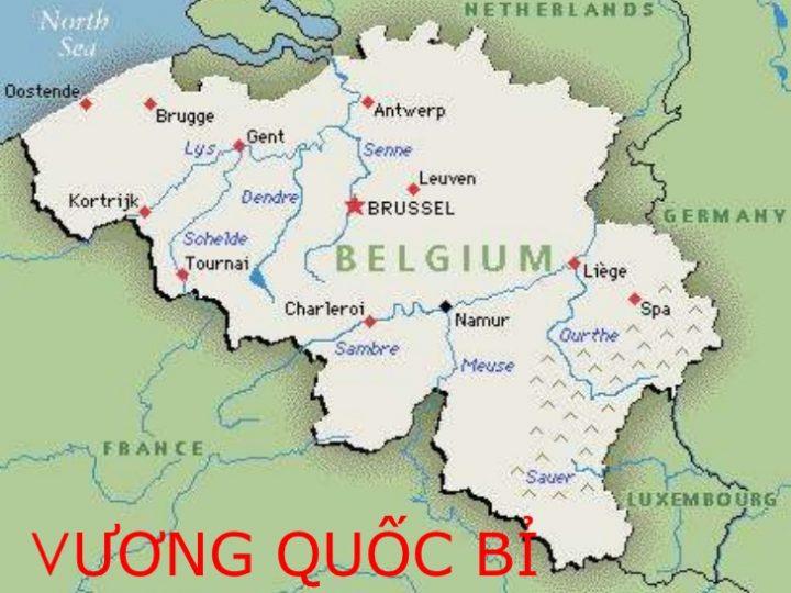 Hướng dẫn xuất khẩu đá xanh đen từ Bỉ