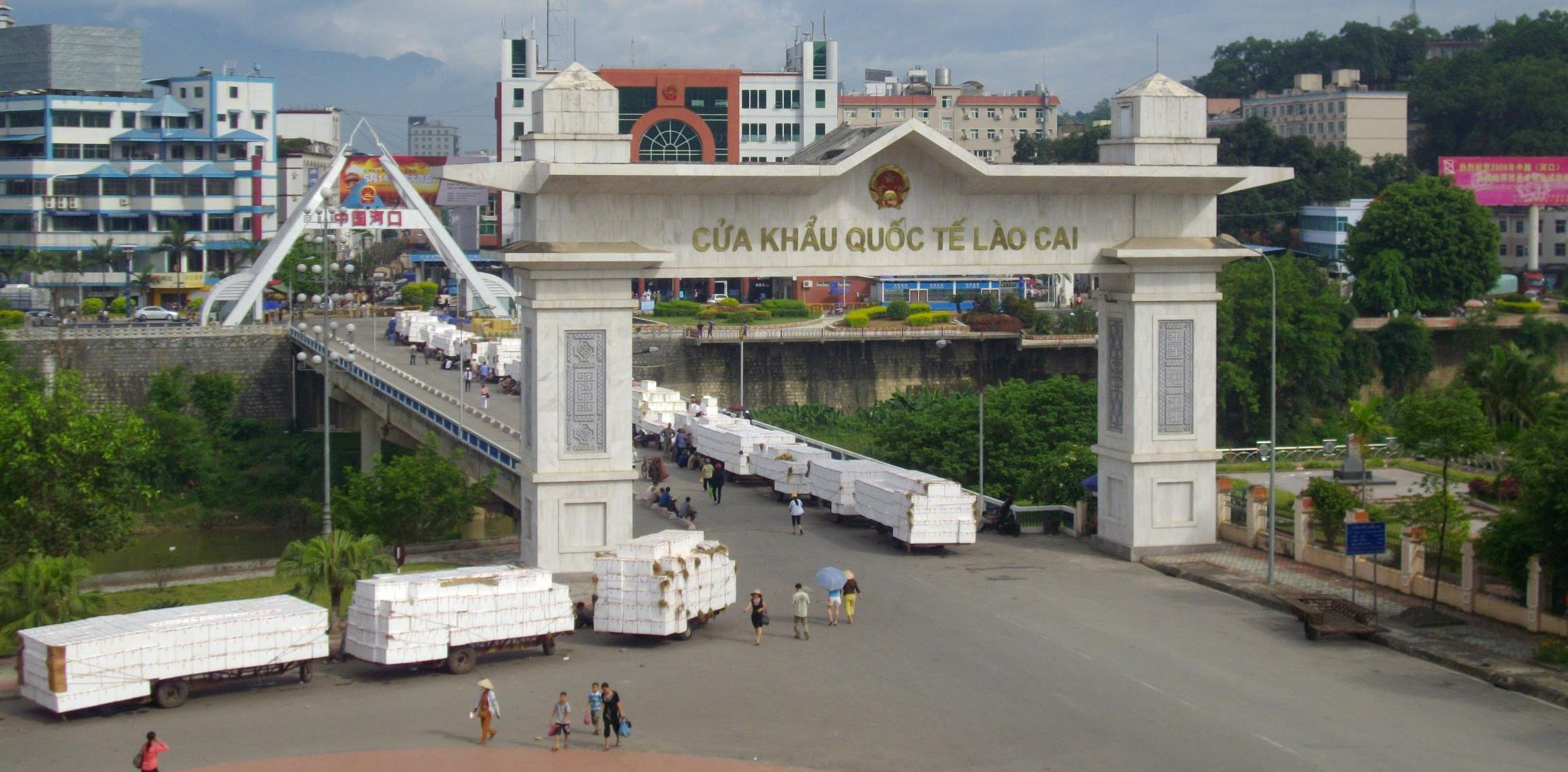 Dịch vụ chuyển hàng tiểu ngạch từ Thanh Hải, Trung Quốc tới Việt Nam