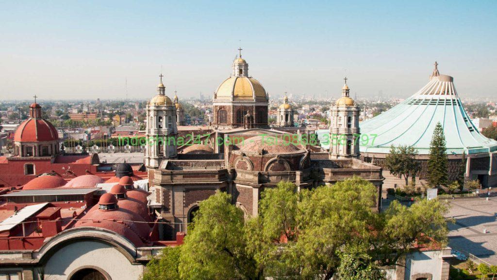 Chuyển phát nhanh hàng hóa từ Hà Nội đi San Luis Potosí (Mexico) giá rẻ uy tín