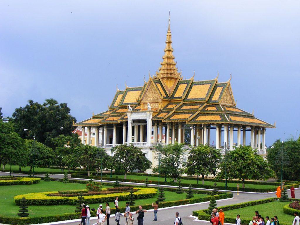 Chuyển phát nhanh từ Phnom Pênh đến Bạc Liêu giá rẻ, uy tín