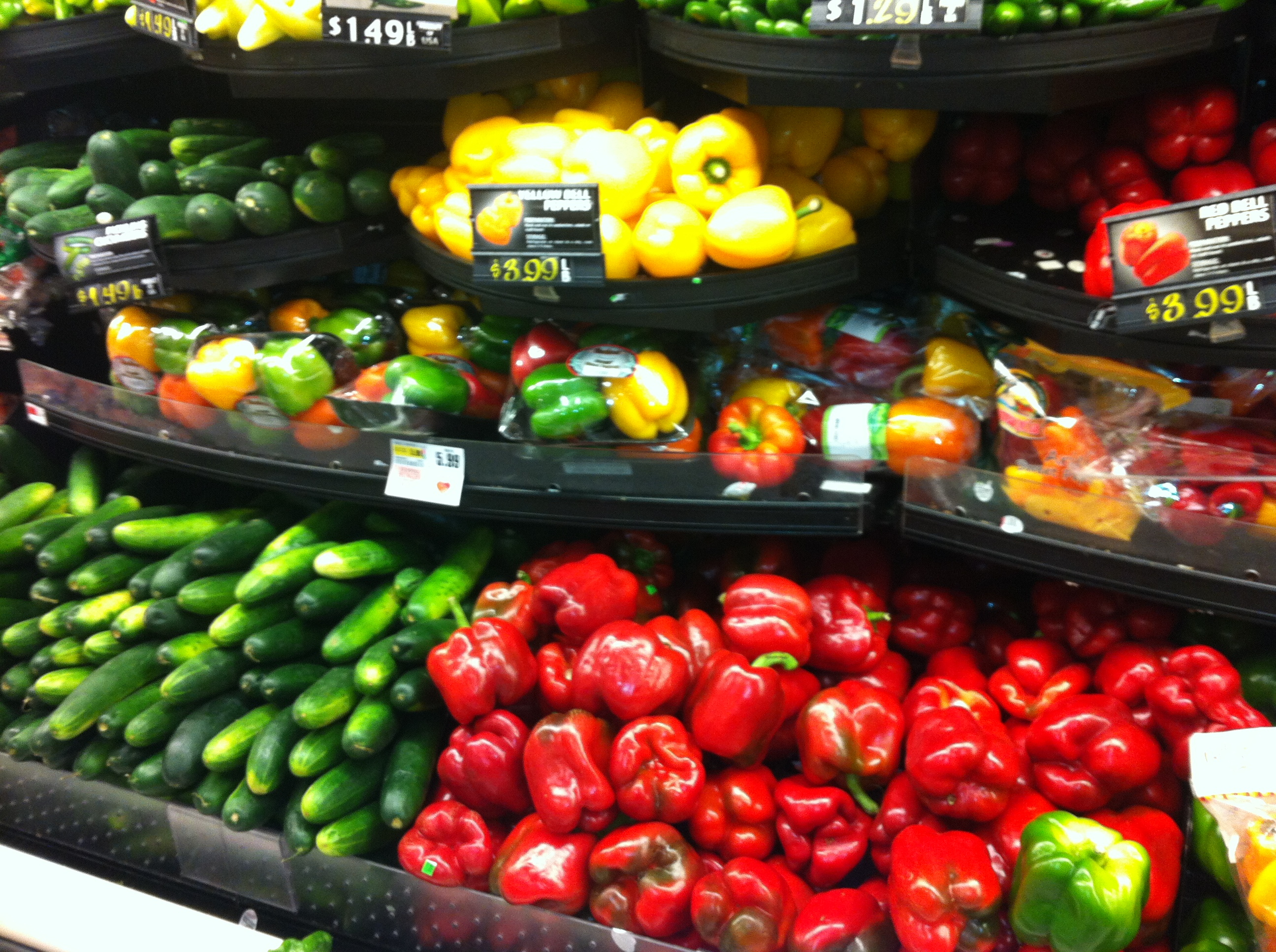 Thủ tục nhập khẩu rau củ quả đóng gói