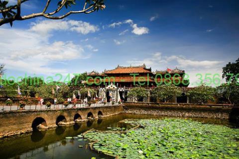 Chuyển phát nhanh từ Quảng Ninh đến Thừa Thiên Huế giá rẻ, chất lượng đảm bảo