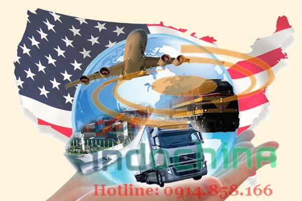 Dịch vụ chuyển phát nhanh thư từ, tài liệu đi Mỹ tiết kiệm, an toàn