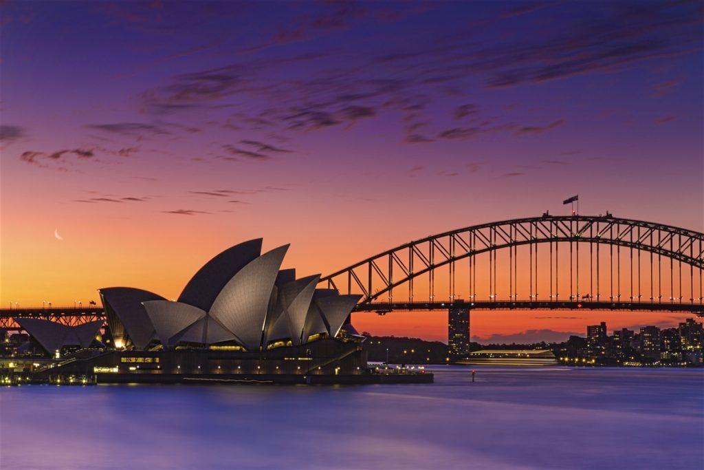 van chuyen hang xach tay tu Sydney