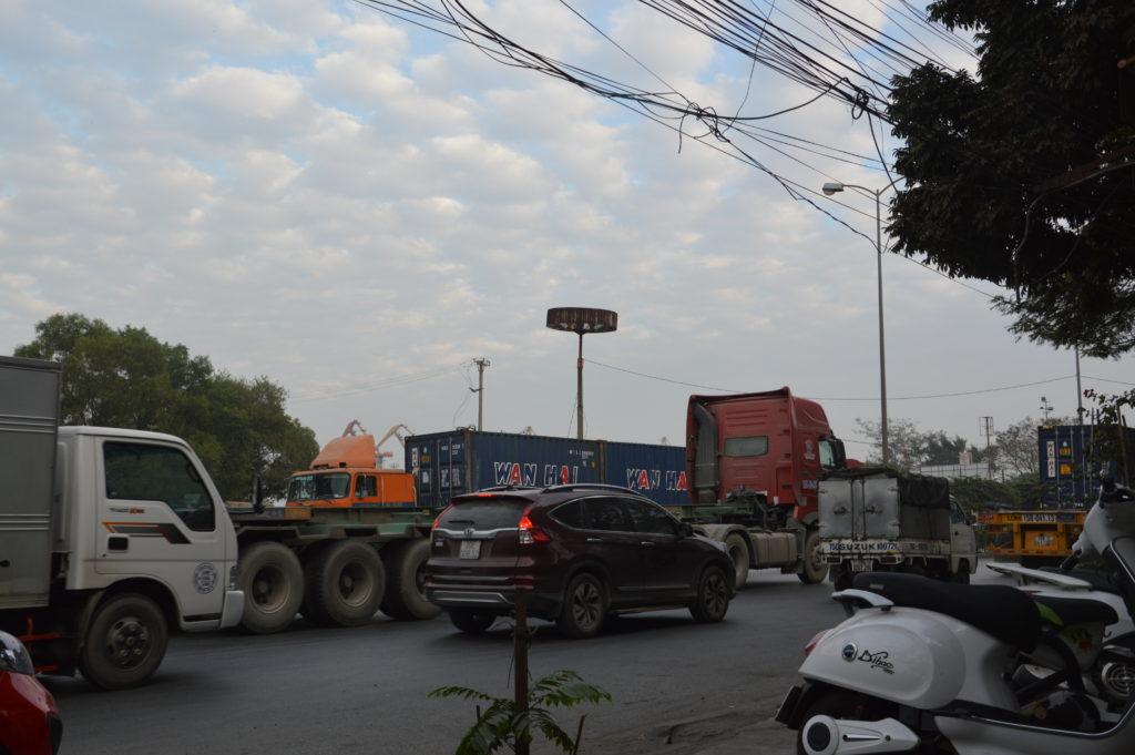 Vận chuyển hàng hóa đi Luangnamtha Lào của Indochina 247