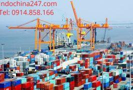 Dịch vụ vận tải hàng Trung Quốc giá rẻ uy tín