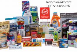 Các mặt hàng indochina247 nhận vận chuyển hàng không từ Tây Ban Nha về Việt Nam