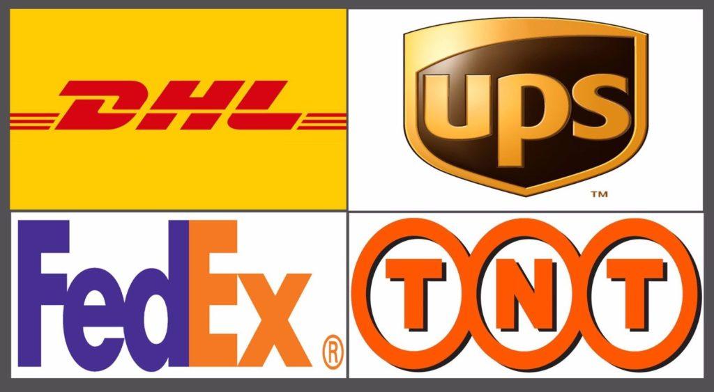 Dịch vụ vận chuyển DHL TNT FedEx UPS
