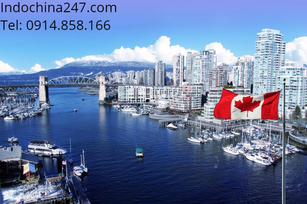 Dịch vụ vận chuyển hàng không từ Canada về Việt Nam