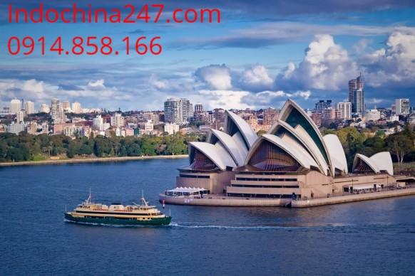 Dịch vụ vận chuyển hàng không từ Úc về Việt Nam