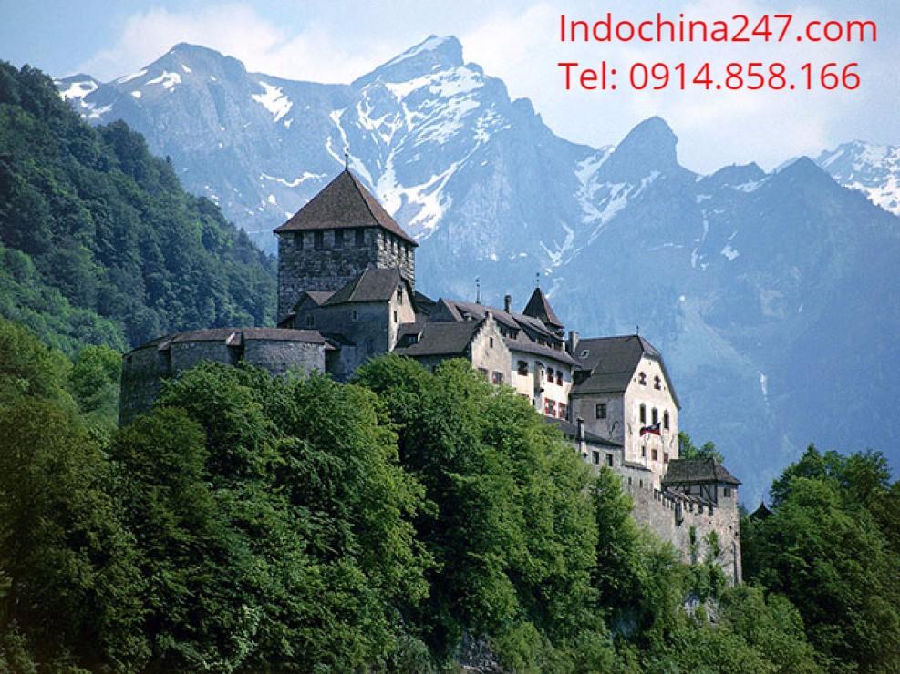 Dịch vụ vận chuyển ship gửi hàng lẻ đường biển đi Liechtenstein giá rẻ - Indochina247