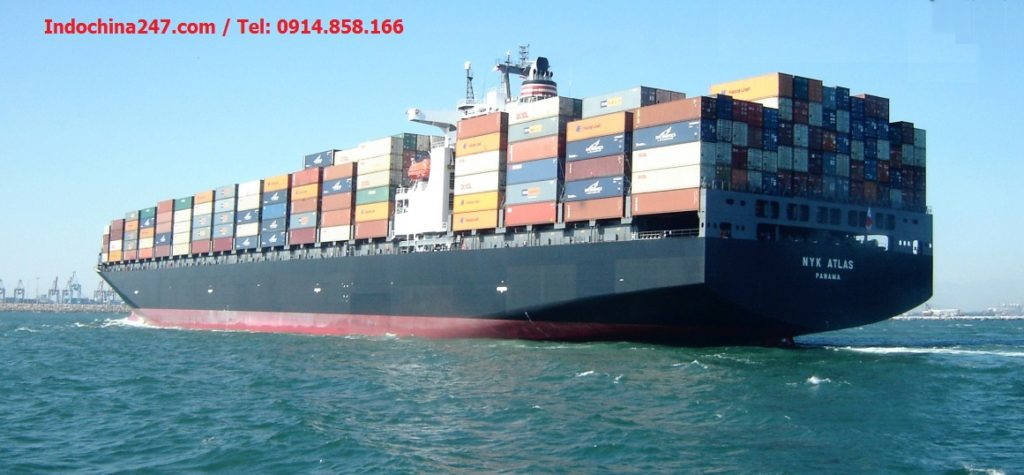 Dịch vụ vận chuyển hàng lẻ LCL từ Việt Nam đi Hàn Quốc