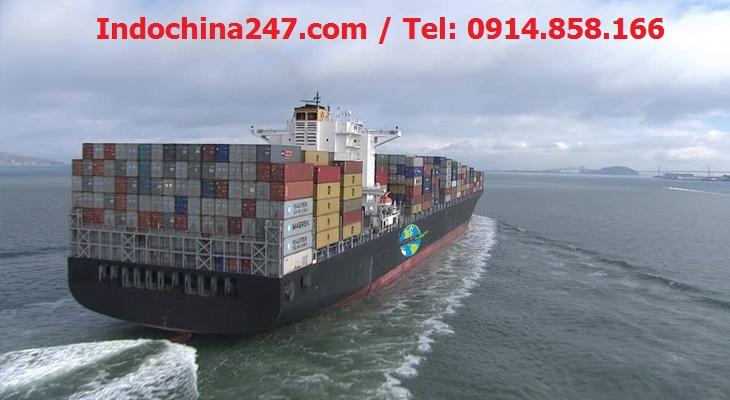 Dịch vụ gửi hàng lẻ đường biển từ Hải Phòng đi Kobe Nhật Bản
